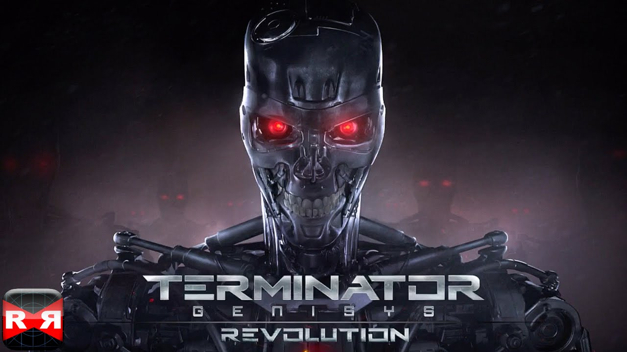 Terminator Genesys - Audio Latino - HD
