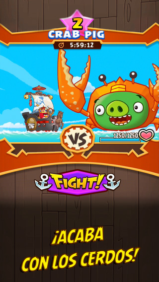 angry birds fight