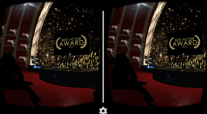 award simulator vr