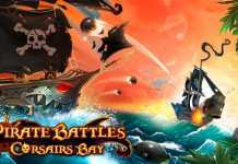 pirate battles corsair bay
