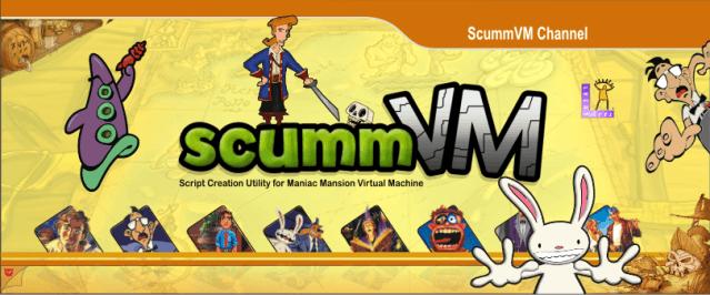 scummVM-emulador