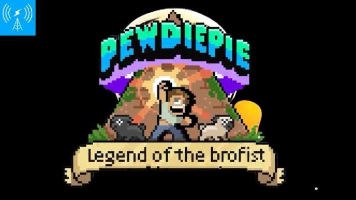 PewDiePie-Legend-of-the-Brofist-portada