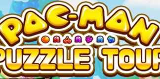 pac man puzzle tour 1