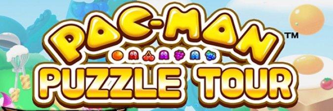 pac man puzzle tour 1