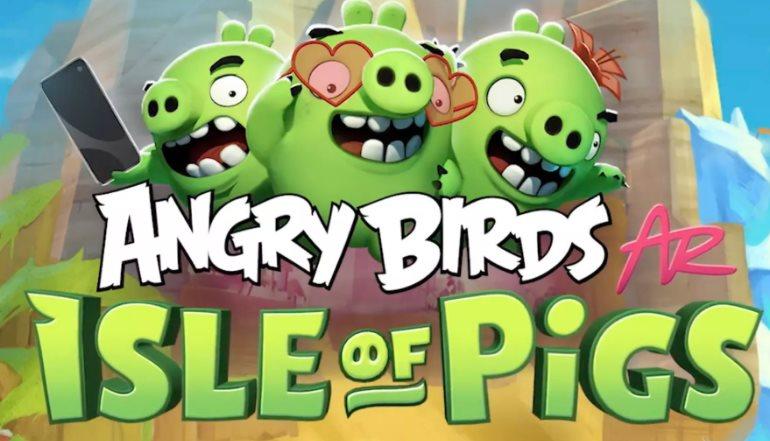 Trucos de Angry Birds AR