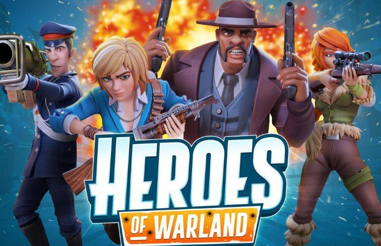 Trucos de Heroes of Warland