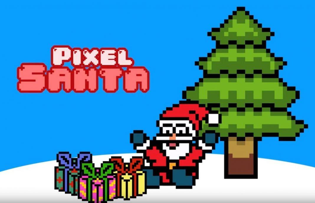 pixel-santa-1