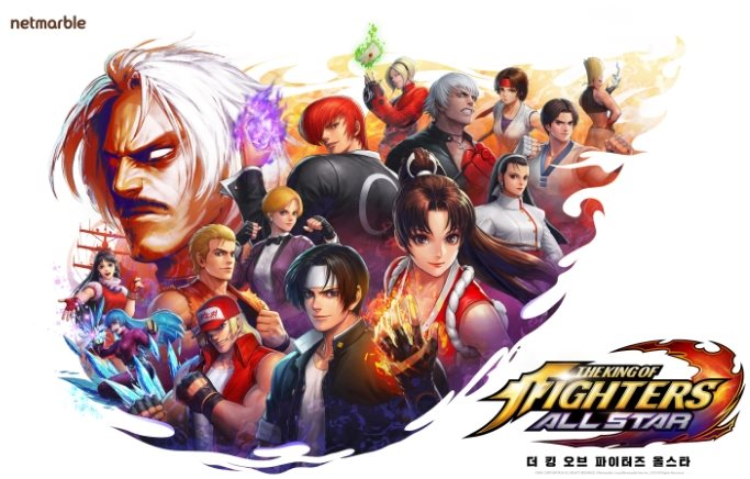 the-king-of-fighters-allstar