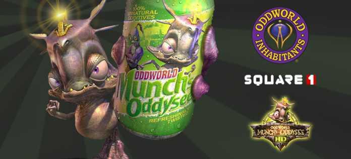 Oddworld:Munch's Oddysee