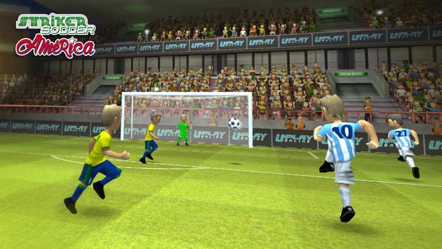 striker soccer copa america 2015