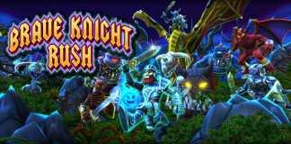brave-knight-rush-portada