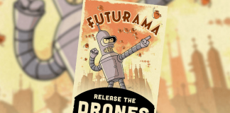 futurama game of drones 1