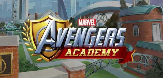 Marvel Avengers Academy 1