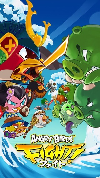 Angry Birds Fight! - Angry Birds Wiki
