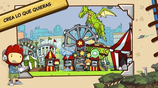 Scribblenauts Unlimited 2