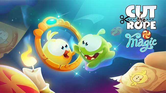 cut the rope magic 1