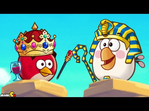 Angry Birds Fight! - Epic Match With Black Birds Wizard Boss ...