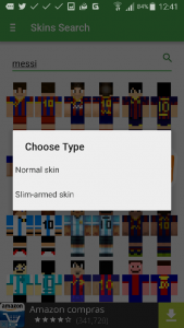 minecraft pocket edition pieles skinseed 3