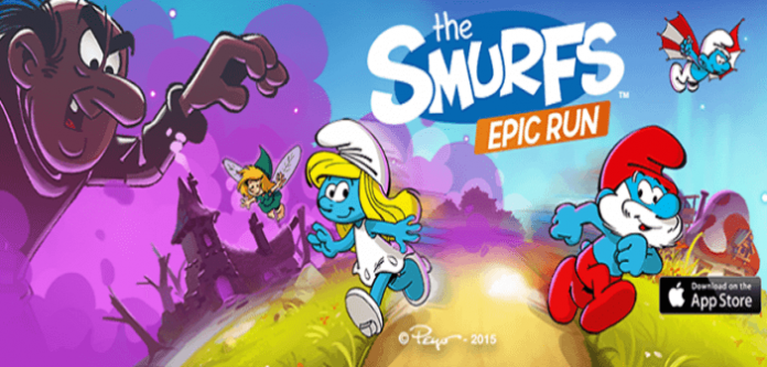 Los Pitufos Epic Run 1
