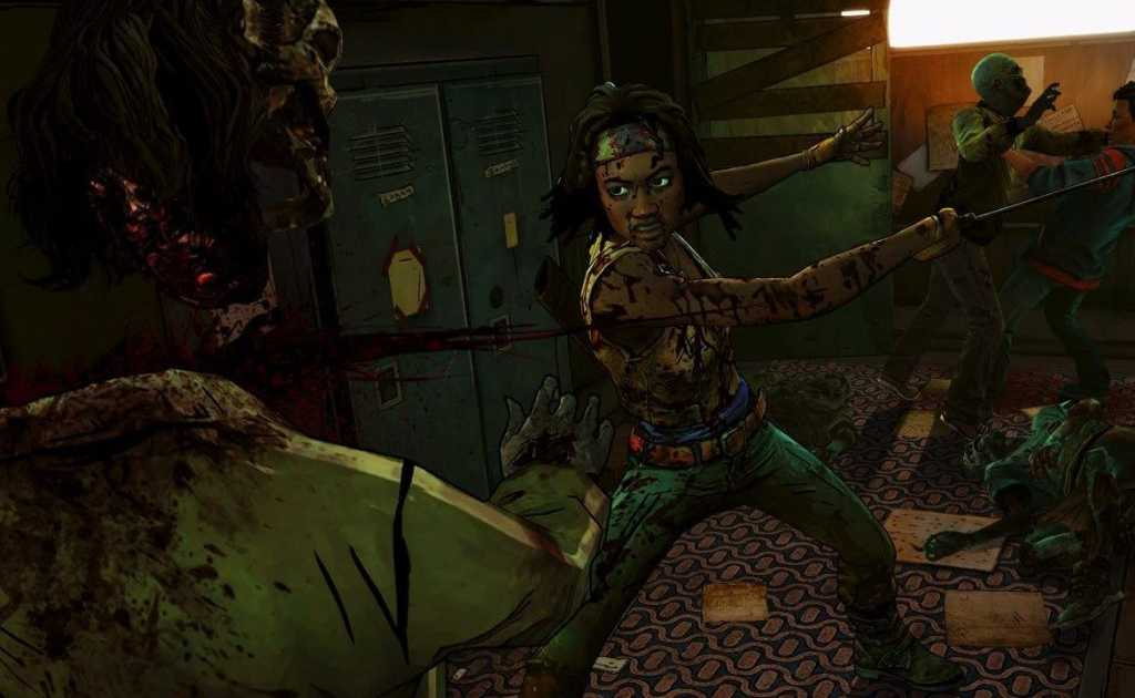 walking dead michonne 31