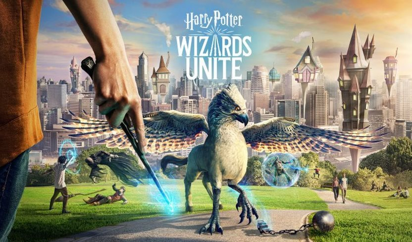 ahorrar energía en Harry Potter Wizards Unite