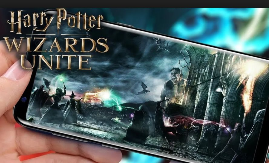 pociones Harry Potter Wizards Unite