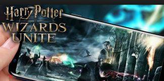 pociones Harry Potter Wizards Unite