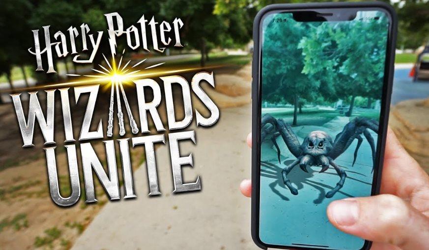 subir de nivel en Harry Potter Wizards Unite