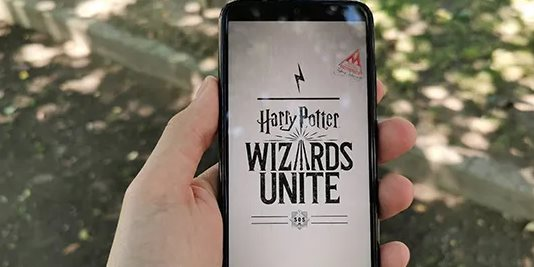 teléfonos compatibles con Harry Potter Wizards Unite