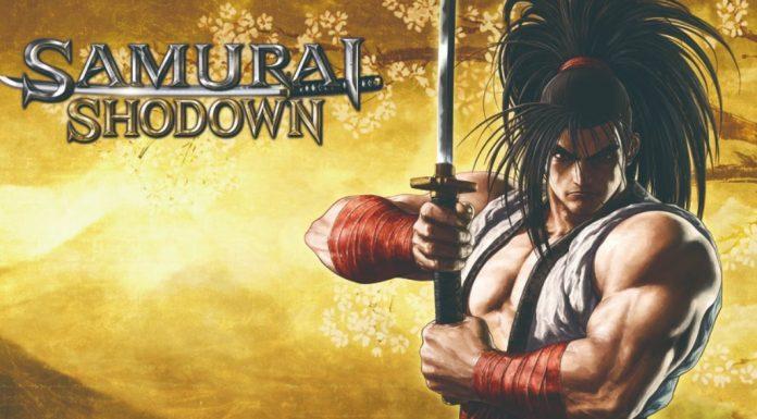 trofeos de Samurai Showdown