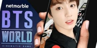 cartas en BTS WORLD