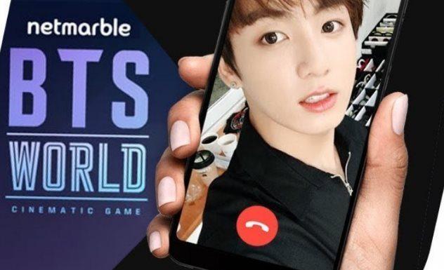 cartas en BTS WORLD