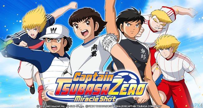 Trucos de Captain Tsubasa Zero