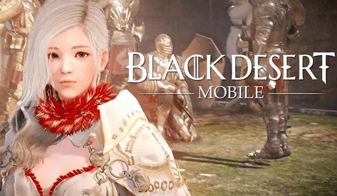 clases de Black Desert Mobile