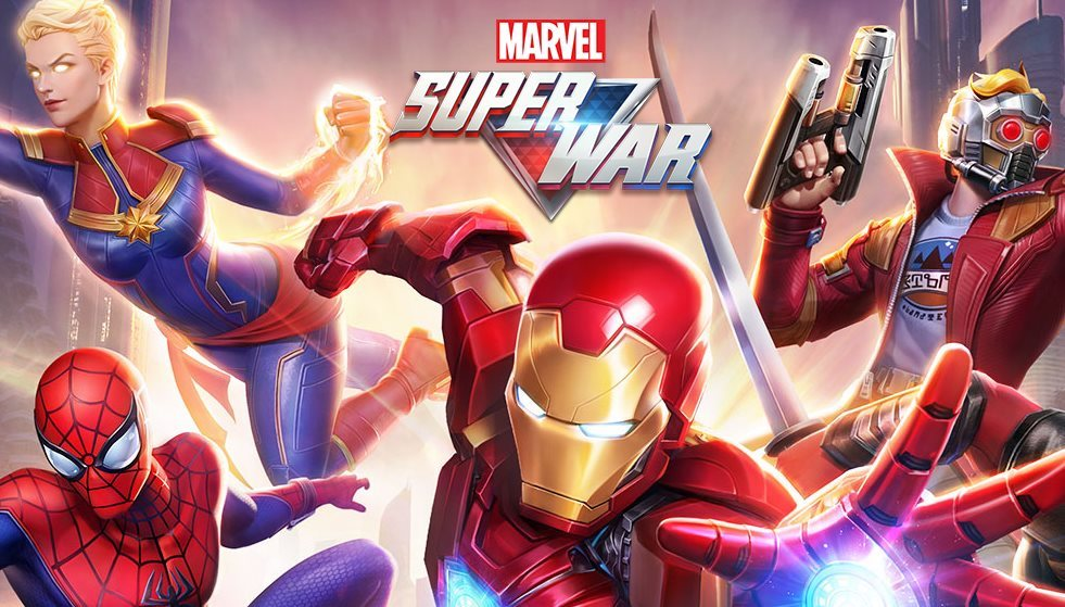 combate en Marvel Super War
