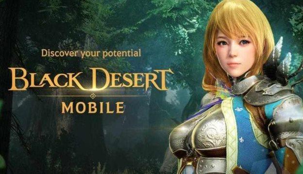 personalización de Black Desert Mobile