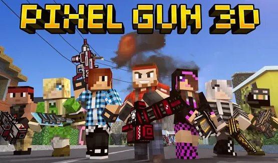 Trucos de Pixel Gun 3D