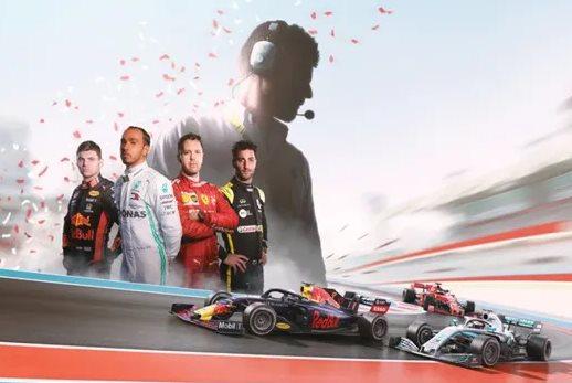 conductores de F1 Manager