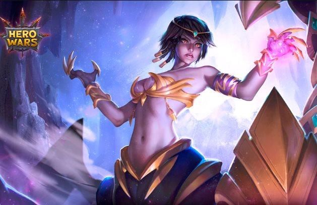esmeraldas en Hero Wars