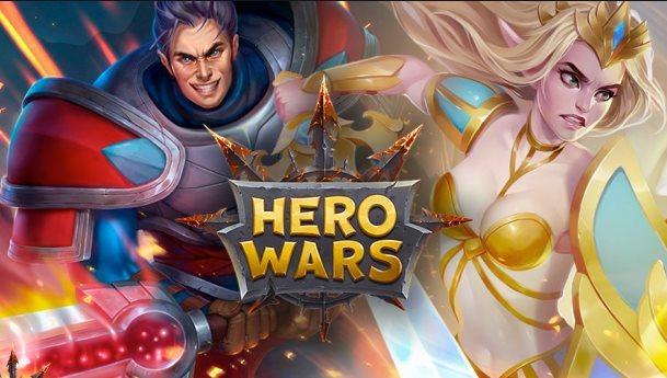 mejor equipo de Gran Arena en Hero Wars
