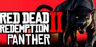 pantera Red Dead Redemption 2