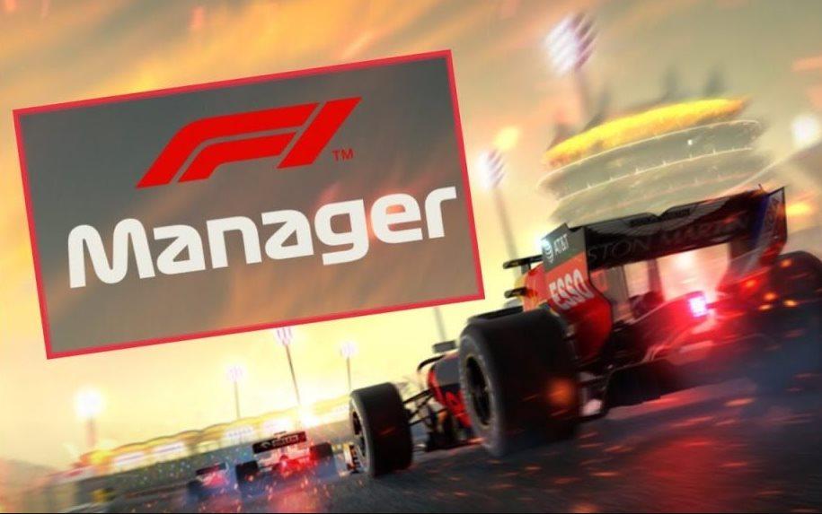piezas en F1 Manager