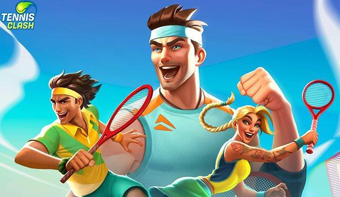 premios gratis en Tennis Clash