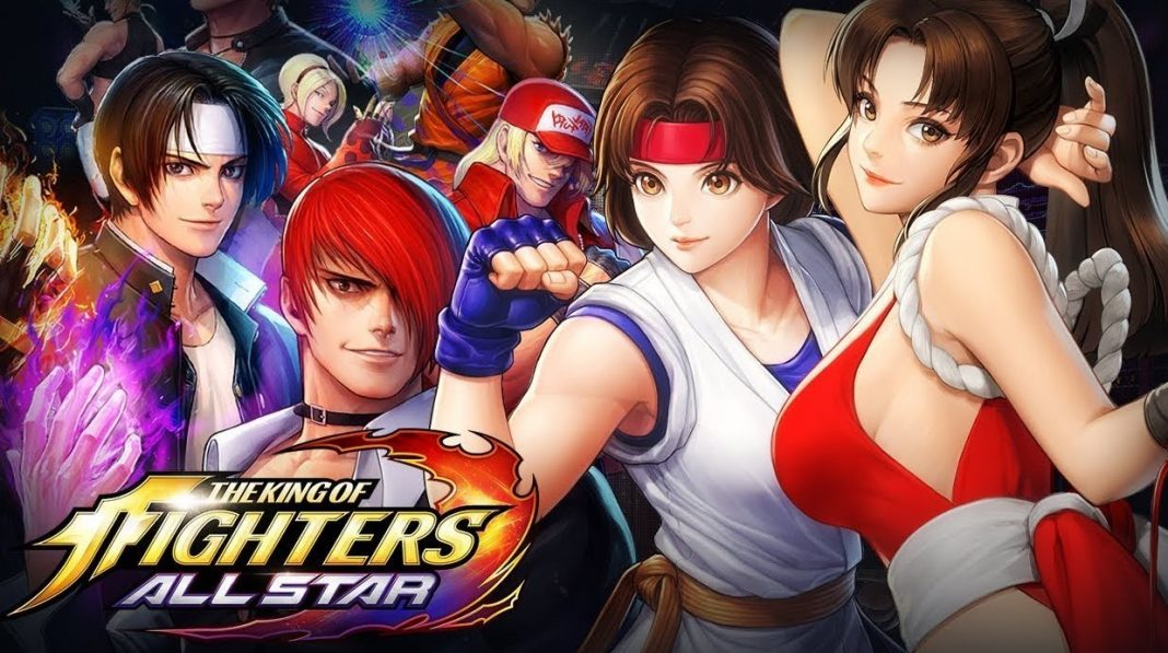 trucos de king of fighters all stars