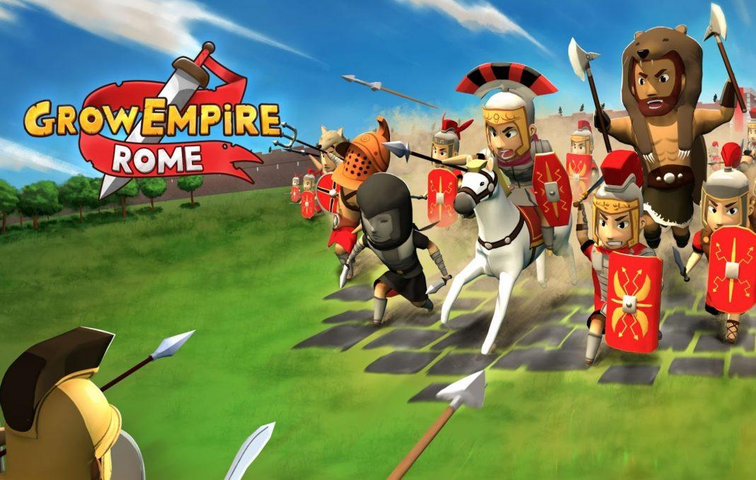 Trucos de Grow Empire Rome
