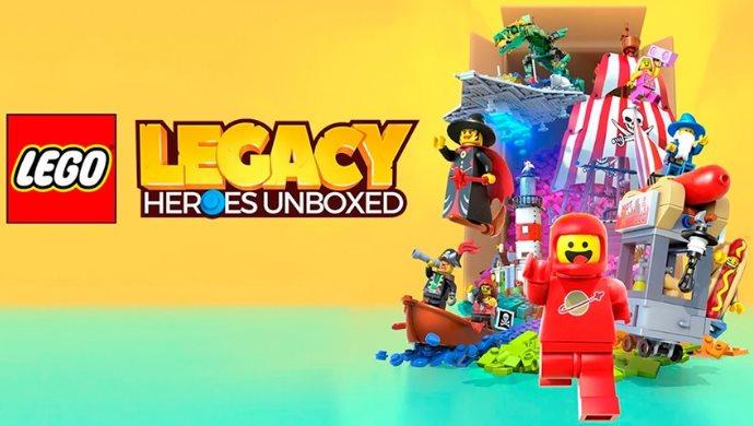 Trucos de LEGO Legacy Héroes Liberados
