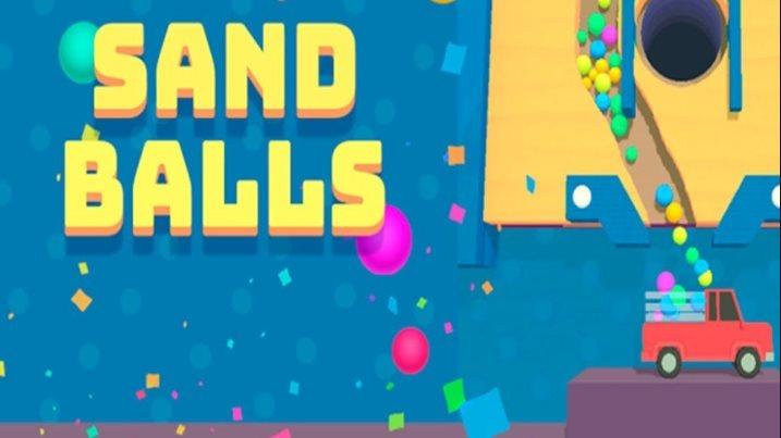 Trucos de Sand Balls