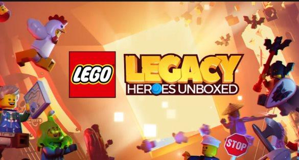 mejores héroes de LEGO Legacy Héroes Liberados