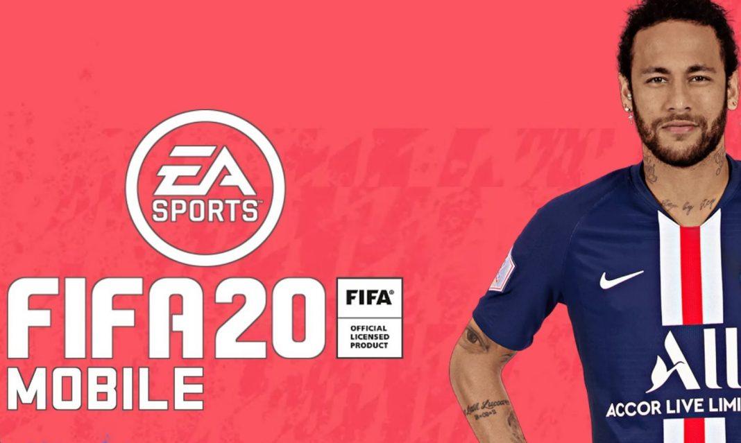 química de FIFA Mobile 20