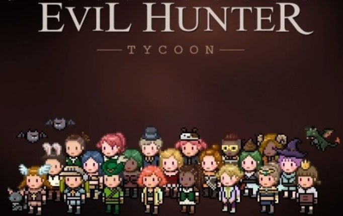 Coliseo de Evil Hunter Tycoon